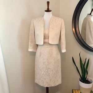 Tahari Dress with Jacket